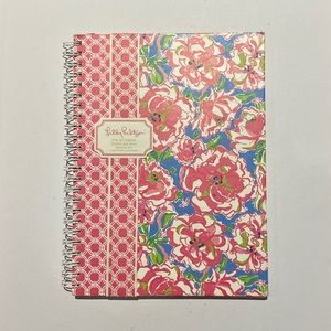 Lilly Pullitzer Mini Notebook